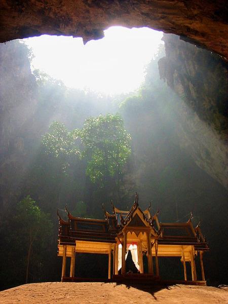 The Phraya Nakhon Cave