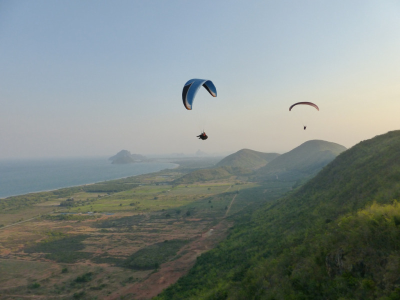 Picture Paragliders