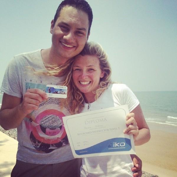 Сертификат IKO в Таиланде
