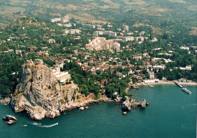 ,жный берег Крыма фото
