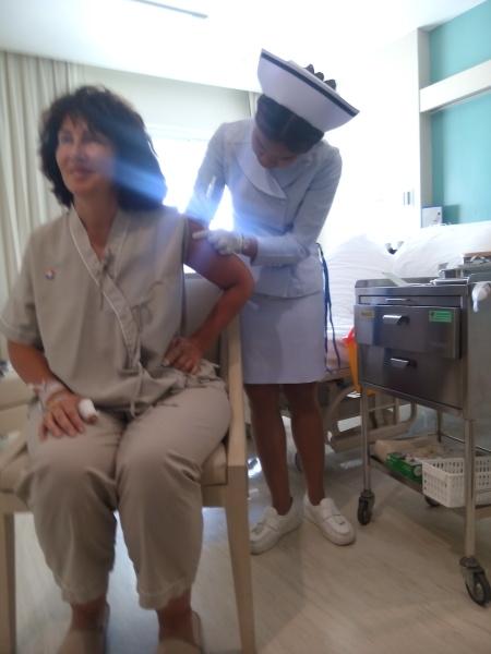 Обслуживание в Бангкок госпитале фото