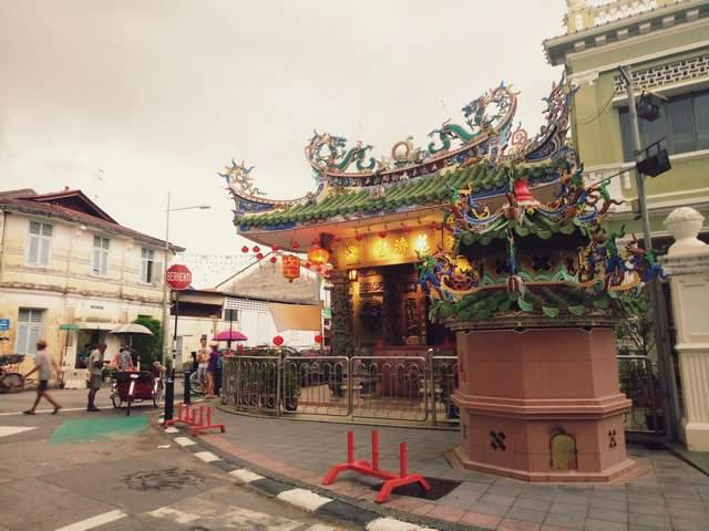 Храм на пинанге фото