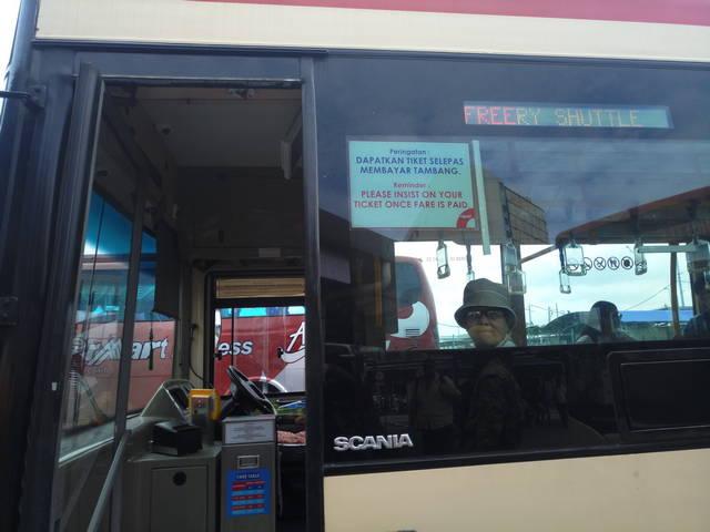 Батерворс бесплатный автобус до парома фото
