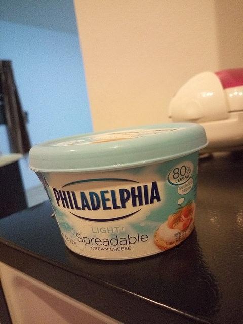 Нежирный сыр Филадельфия в Таиланде