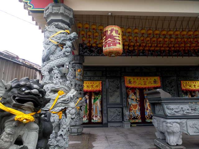 Китайский Храм Малайзия Пенанг фото