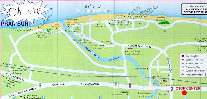 PranburiMap